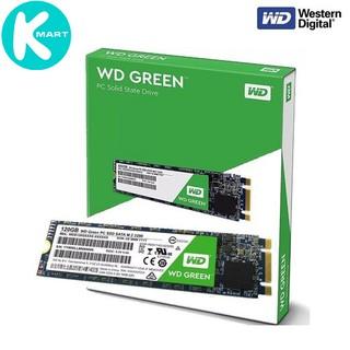 Ổ cứng SSD Western Digital SSD WD Green 120GB 2.5