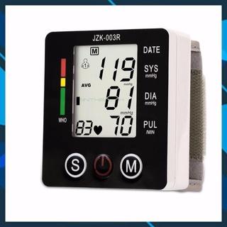 Máy đo huyết áp cổ tay Monitor JZK-003R HÀN QUỐC BẢO HÀNH 12 thumbnail