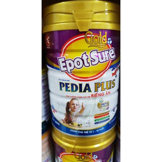 sữa biếng ăn Epotsure Pedia 900g thumbnail