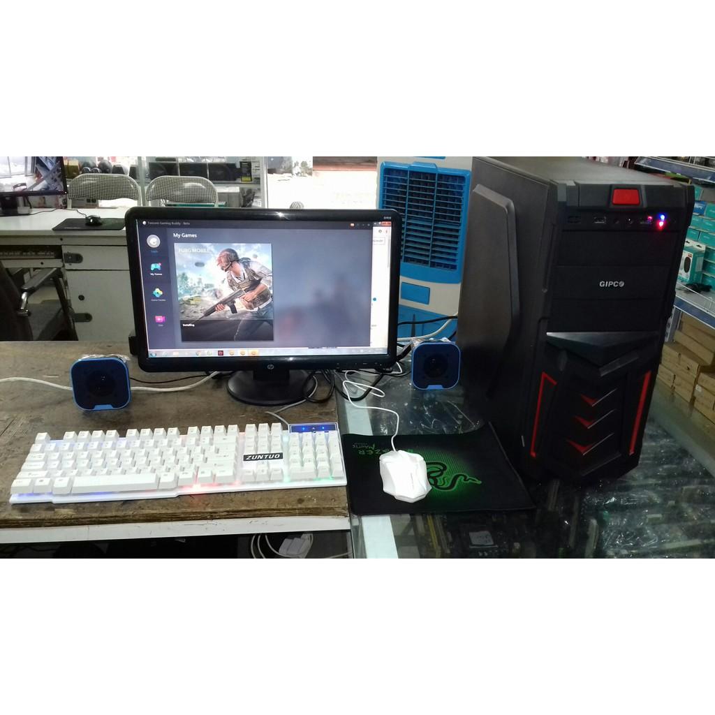 Bộ máy tính chơi Fo4, Gta 5, Pubg mobi …..mượt Giá chỉ 3.850.000₫