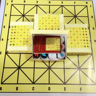 """Combo 3 bộ """"Cờ ngũ hành – Cosmos Chess"""""""