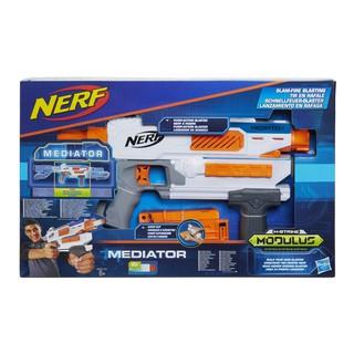 Đồ chơi Nerf N-Strike Modulus Mediator cò cam US + tặng 10 viên xốp