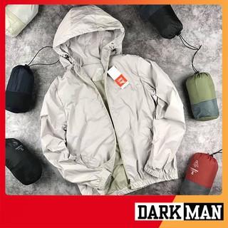 Áo gió nam nữ 2 lớp chống tia UV, chống nước AGN thumbnail