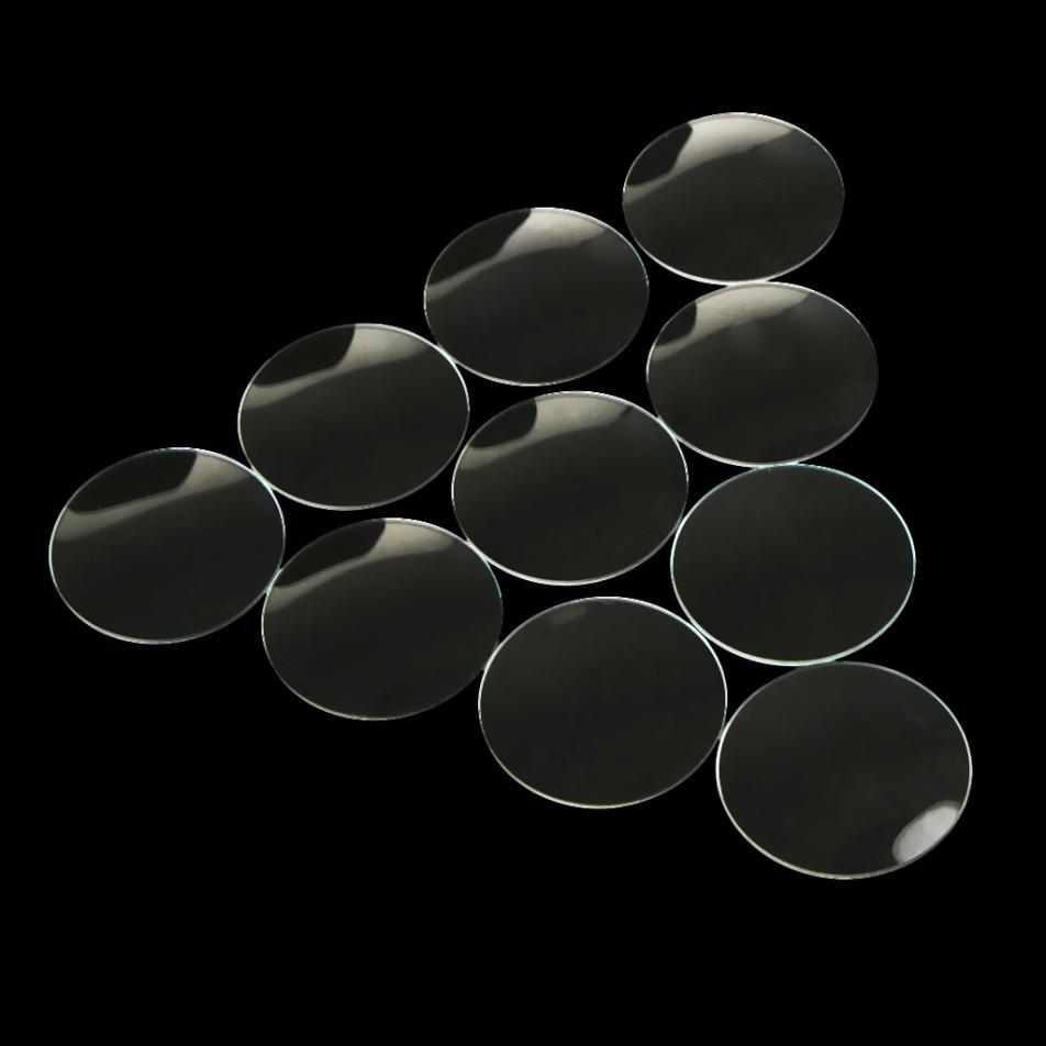 Bộ 10 Tròng Kính Lúp Tròn 1mm