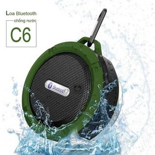 Loa Bluetooth C6, Đa Năng Thiết Kế Nhỏ Gọn, Loa Cầm Tay Không Dây, Bass Cực Đỉnh, Hỗ Trợ Kết Nối Thẻ Nhớ Tf, Đài Fm-NBC6