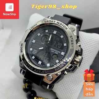 Đồng hồ nam SANDA JAPAN phong cách thể thao SD04 máy Nhật -TIGER98_SHOP