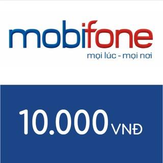 Hình ảnh Nạp điện thoại Mobifone 10K-0