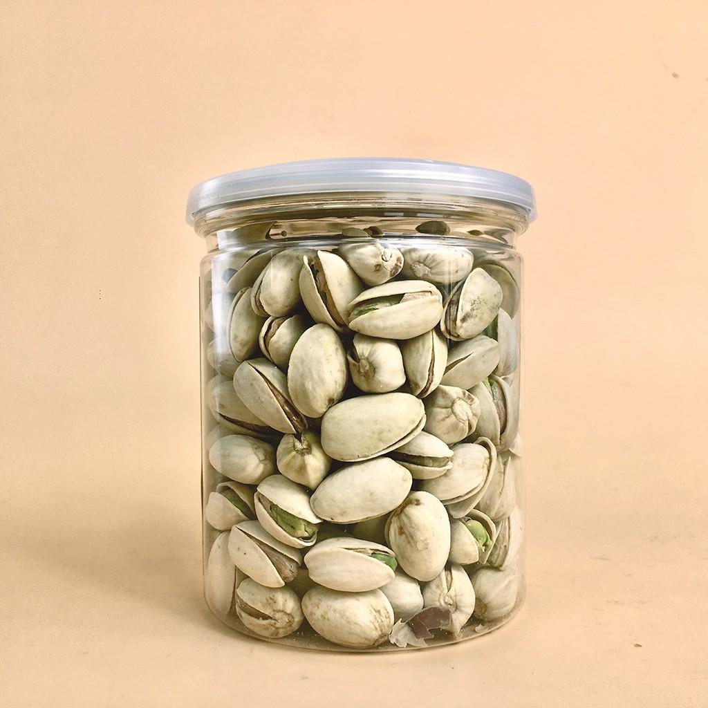 (Hũ 250g) Hạt dẻ cười Mỹ - pistachios - hạt dẻ cười không tẩy trắng - beenut