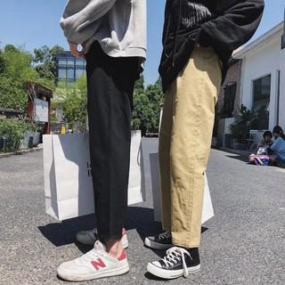 (quanaojeanquangchau).222/Size :Quần kaki nam dáng suông