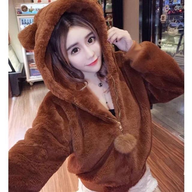 Áo Lông gấu