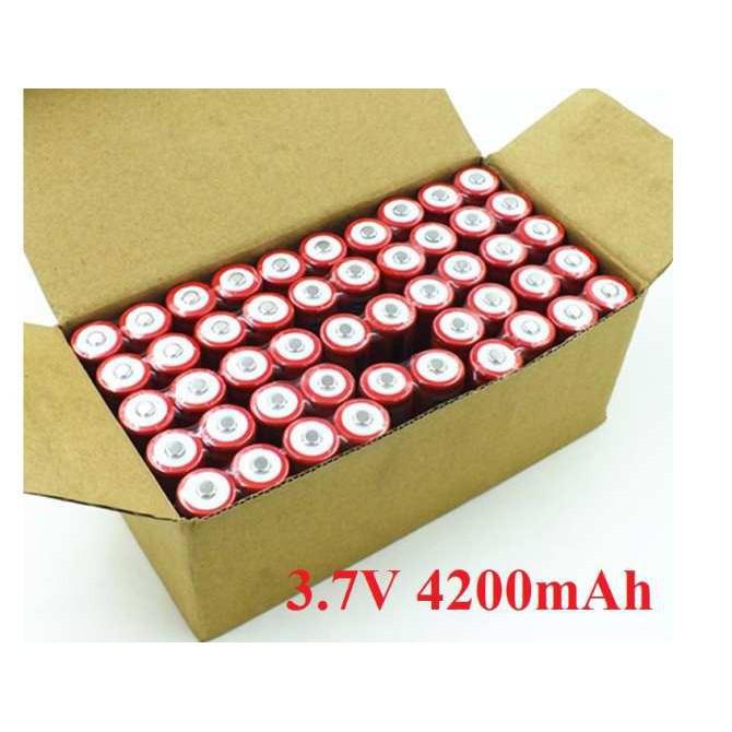pin sạc 4200 mAh 3.7V - 4666 [ Deal Giá Tốt ]