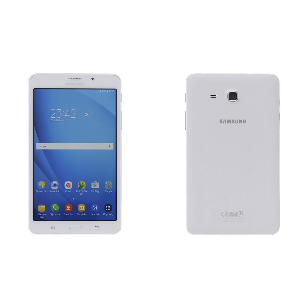 Máy tính bảng Samsung Galaxy Tab A6 T285 1.5GB/8GB wifi/3G (White) - Hãng phân phối chính thức - 3054799 , 710164347 , 322_710164347 , 3320900 , May-tinh-bang-Samsung-Galaxy-Tab-A6-T285-1.5GB-8GB-wifi-3G-White-Hang-phan-phoi-chinh-thuc-322_710164347 , shopee.vn , Máy tính bảng Samsung Galaxy Tab A6 T285 1.5GB/8GB wifi/3G (White) - Hãng phân phối