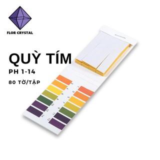 Giấy quỳ tím đo pH 1-14