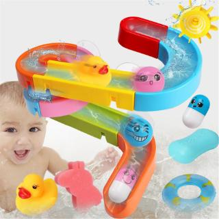 DE❀ Suction Cup Orbits Baby Bath Toys Water Games Toys For Bathroom Kids