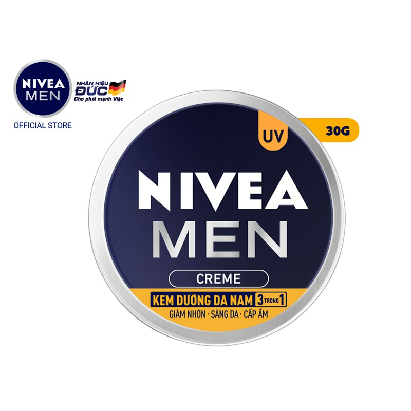 nivea mannen gezichtscreme