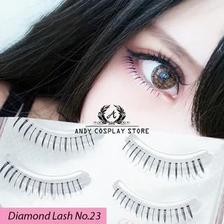 [CÓ SẴN] Mi giả dưới Diamond lash No.23-1
