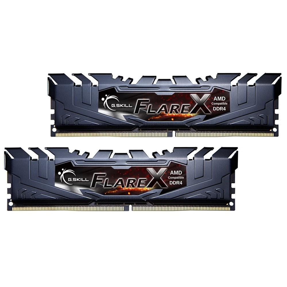 RAM G.SKILL 2x8GB DDR4 2400MHz - F4-2400C16D-16GFX