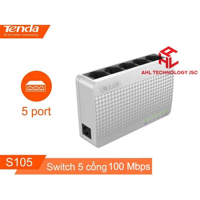 Switch tenda 4 cổng Giá chỉ 140.000₫