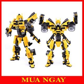 [Nhập TOYAPR10 giảm 10K]Đồ Chơi LắpĐồ Chơi Lắp Ghép Robot Transformers Gudi 8711