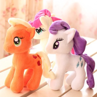 BOBORA Cartoon Pony Polaroid Plush Toy Cartoon Doll 20CM Ragdoll Doll Child Gift