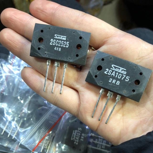 Cặp sò công suất Sanken C2525 và A1075 - 3368842 , 873856622 , 322_873856622 , 65000 , Cap-so-cong-suat-Sanken-C2525-va-A1075-322_873856622 , shopee.vn , Cặp sò công suất Sanken C2525 và A1075