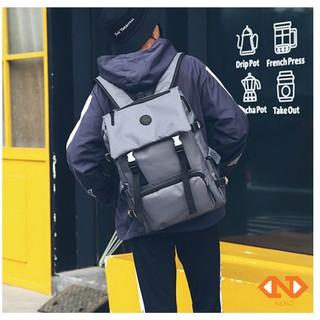 Balo laptop 17 inch cao cấp kiêm Balo du lịch