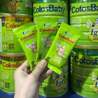 Sữa non ColosBaby 0+ dạng gói tiện lợi 9,6g thumbnail