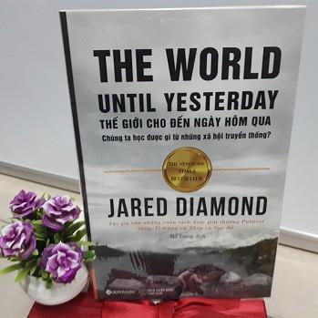 Sách - Thế Giới Cho Đến Ngày Hôm Qua