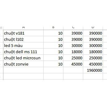 combo chuột mỗi loại 10 con giá sỉ - 3112870 , 1252085555 , 322_1252085555 , 1960000 , combo-chuot-moi-loai-10-con-gia-si-322_1252085555 , shopee.vn , combo chuột mỗi loại 10 con giá sỉ