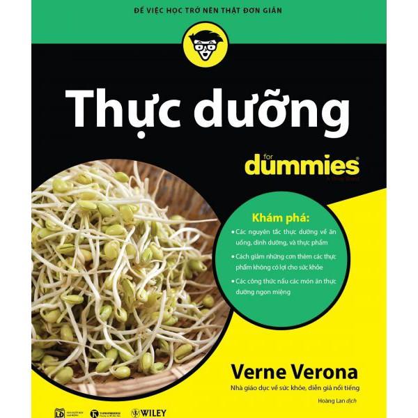 Sách - Thực dưỡng for dummies