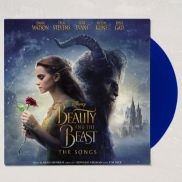 Beauty And The Beast Soundtrack ( Limited UO Exclusively Blue Vinyl LP) - 3595753 , 1011066848 , 322_1011066848 , 880000 , Beauty-And-The-Beast-Soundtrack-Limited-UO-Exclusively-Blue-Vinyl-LP-322_1011066848 , shopee.vn , Beauty And The Beast Soundtrack ( Limited UO Exclusively Blue Vinyl LP)
