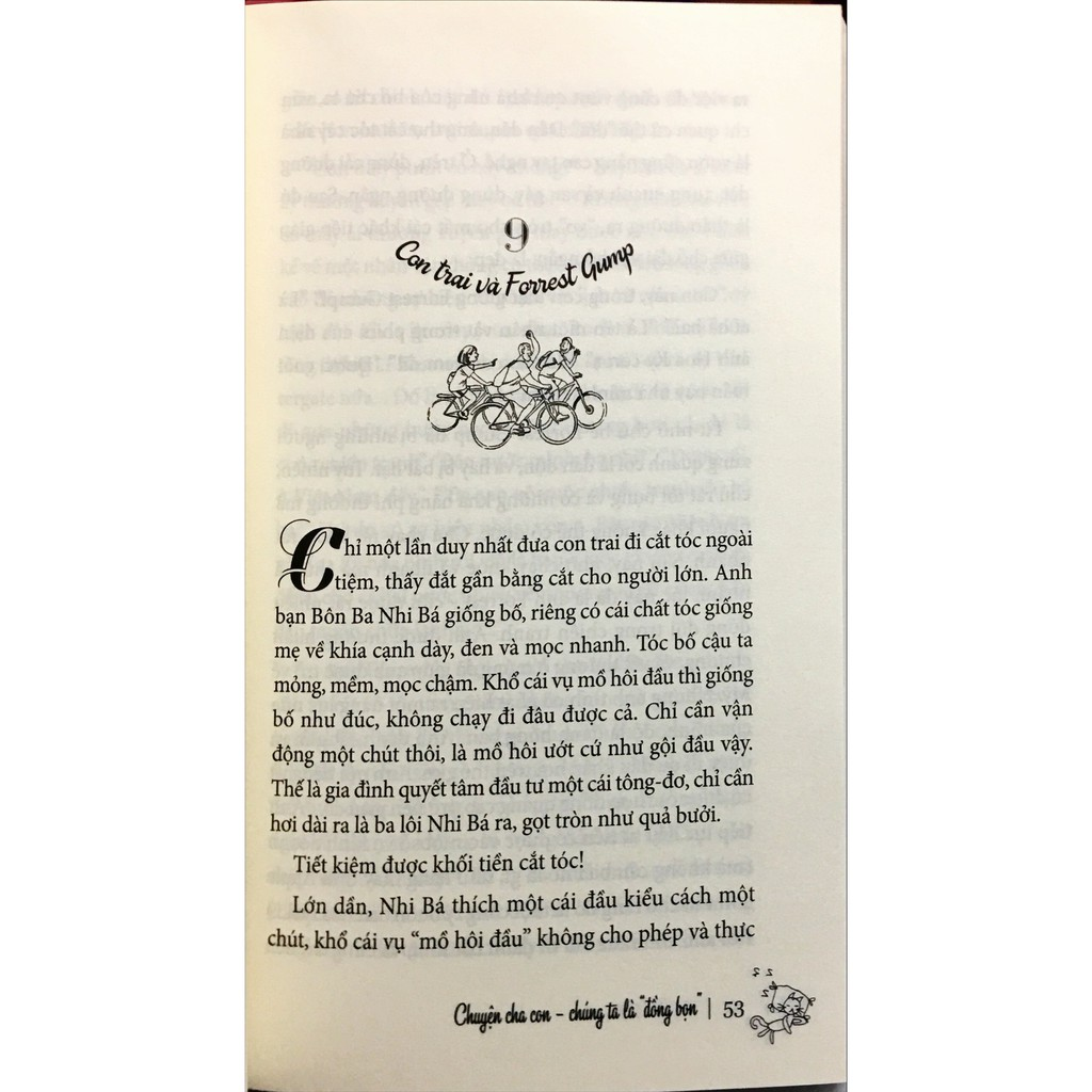 """Sách - Chuyện Cha Con Chúng Ta Là """"Đồng Bọn"""""""