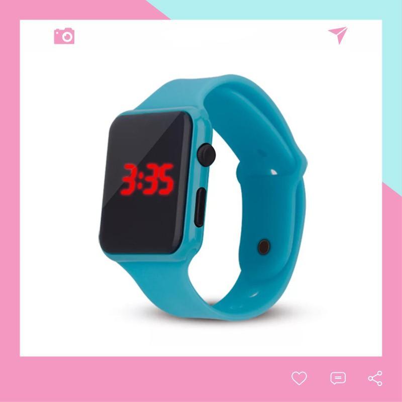 Đồng hồ thông minh led đẹp thời trang nam nữ DH71 giá rẻ tiện dụng
