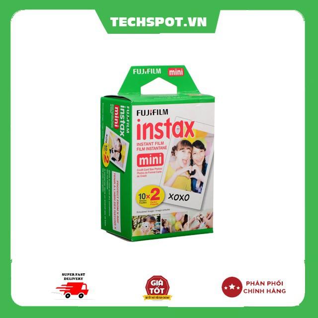 FILM INSTAX MINI Twin Pack (20 TẤM) - Fujifilm - dành cho máy ảnh lấy ngay Instax Mini | Hàng Chính Hãng
