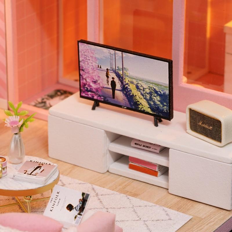 Nhà búp bê Pink for Life L026