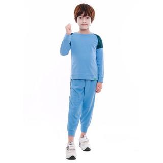 Bộ quần áo bé trai Narsis KE9047 xanh nhạt thumbnail