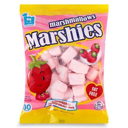 Kẹo Xốp Bông Gòn Marshmallow Mashies 80gr