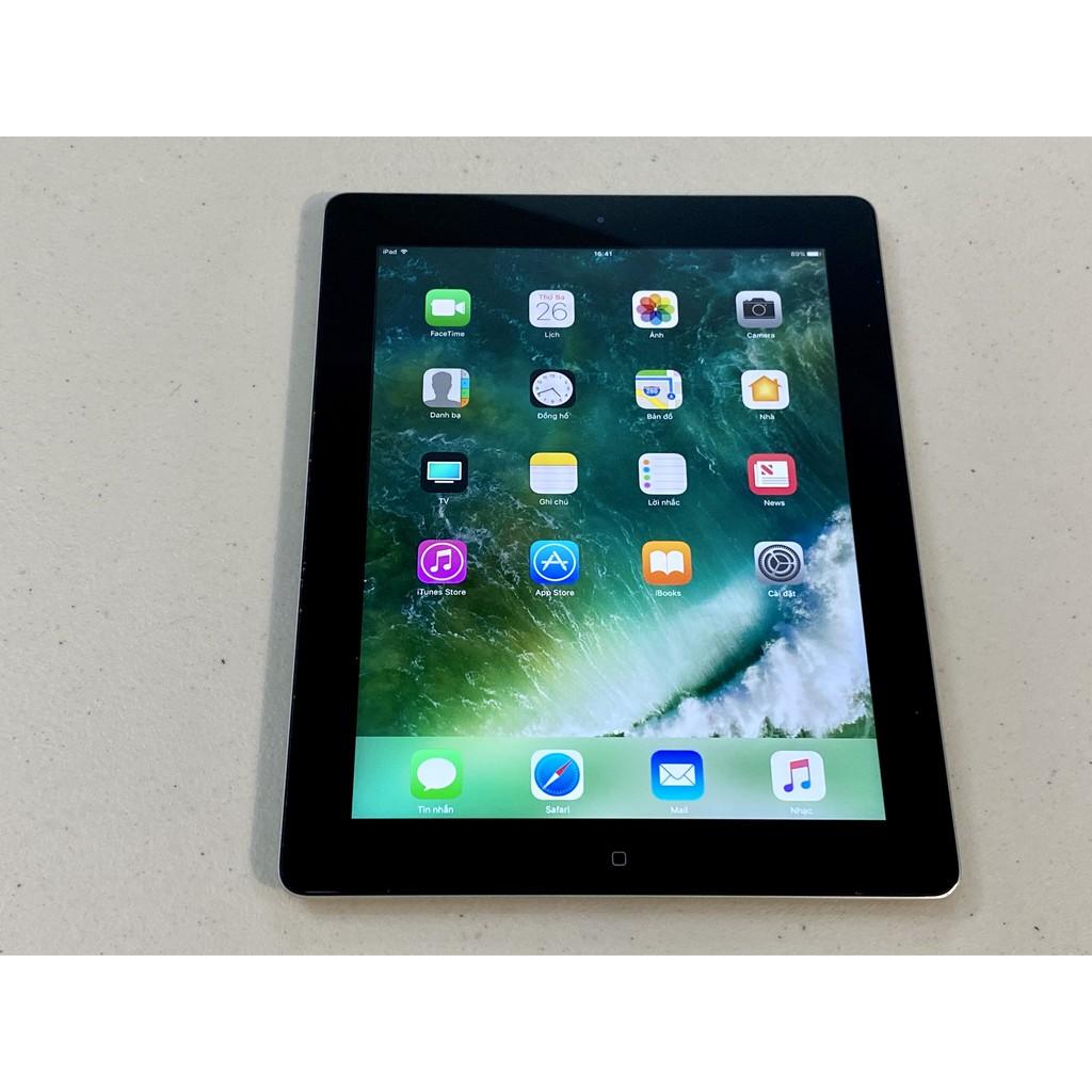 Máy tính bảng Apple iPad 4 dung lượng bản WIFI nhập từ Mỹ