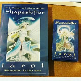 Shapeshifter Tarot (Mystic House Tarot Shop) thumbnail