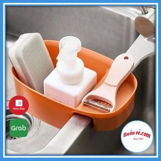 Khay nhựa gác bồn rửa bát - Khay lọc rác dùng trong nhà bếp 01339 Buôn rẻ thumbnail