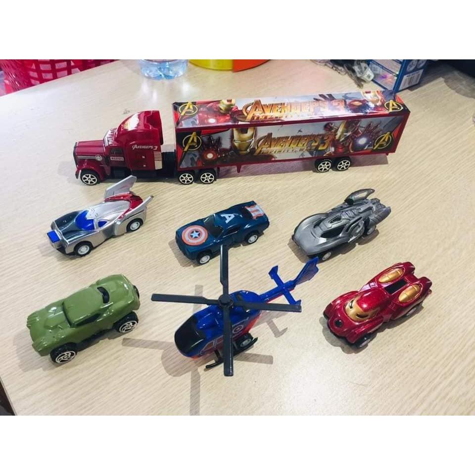 Bộ đồ chơi ôtô, máy bay c