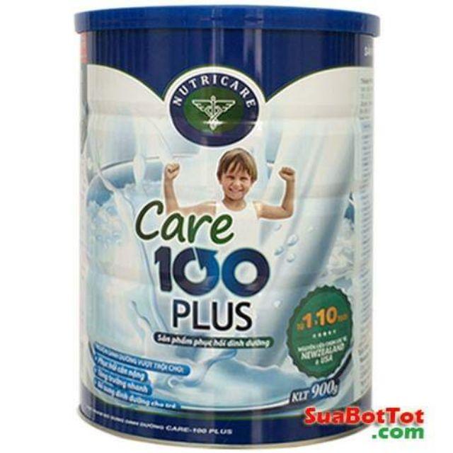 Care 100plus 900g