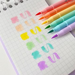 Hình ảnh Set 6 bút đánh dấu Winzige màu sắc ngọt ngào-1