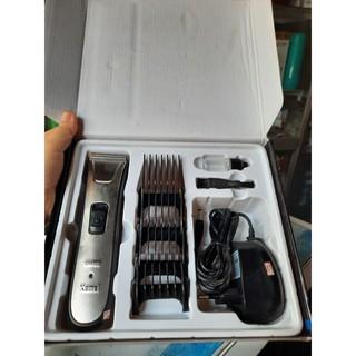 Tông đơ cắt tóc sạc pin Kemei KM-2167
