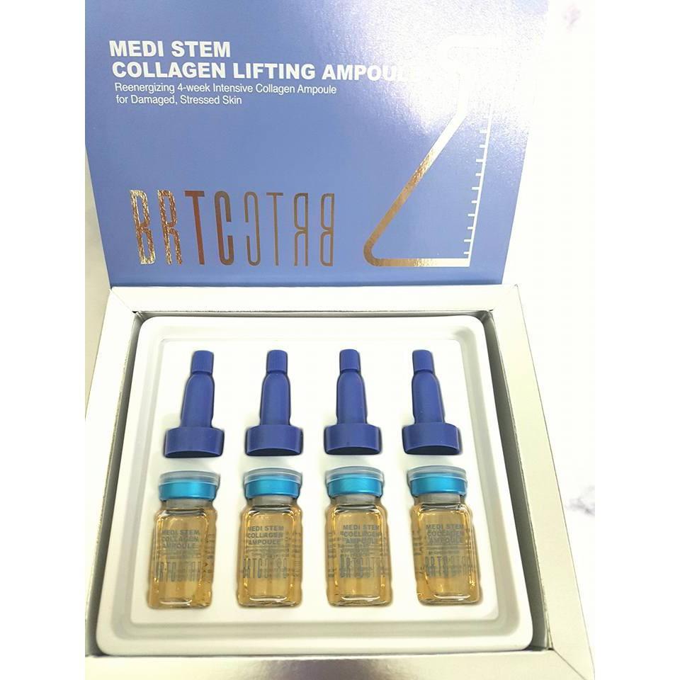 Tinh chất Collagen Tế Bào Gốc BRTC Medi Stem Collagen (4 lọ)