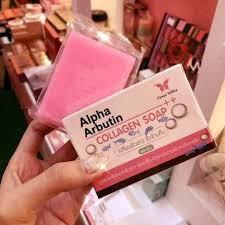 Xà bông alpha arbutin 3plus collagen -thaiLAND