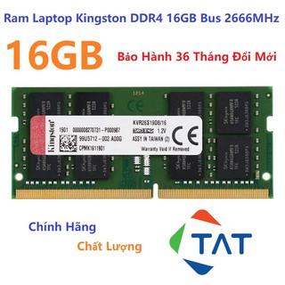 Ram Laptop DDR4 Kingston 16GB 2666MHz 8GB 4GB Mới (Bảo Hành 36 Tháng)