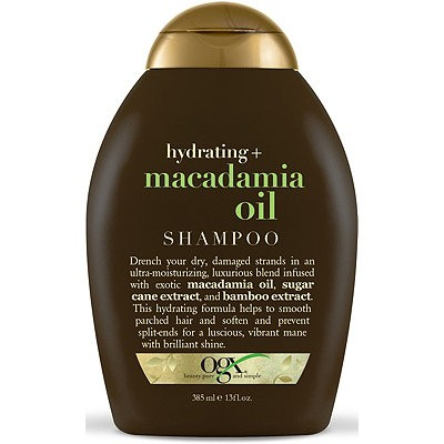 Dầu gội OGX Macadamia oil shampoo 385ml từ Mỹ