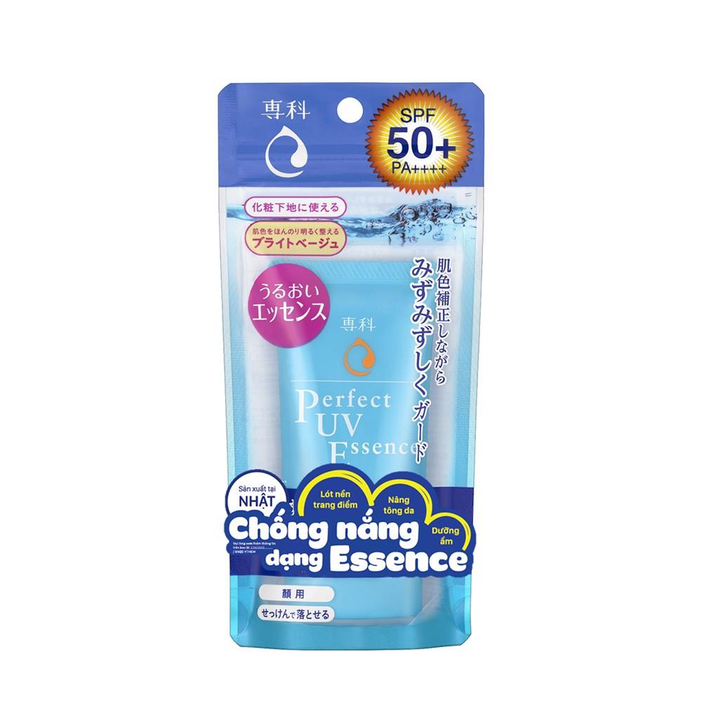 Tinh chất chống nắng Senka Perfect UV Essence 50g