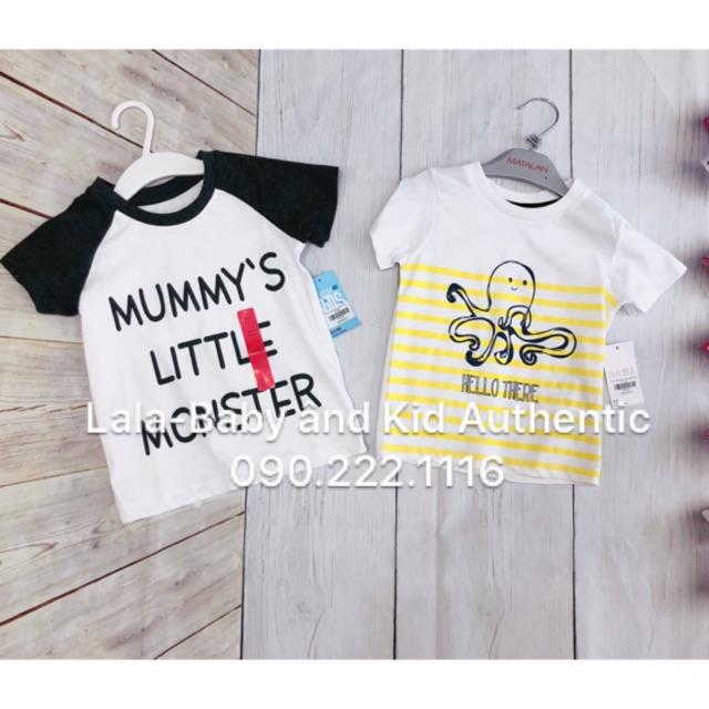 Áo phông cho bé HM, Matalan Authentic